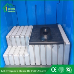 Portable Toilette HDPE LDPE